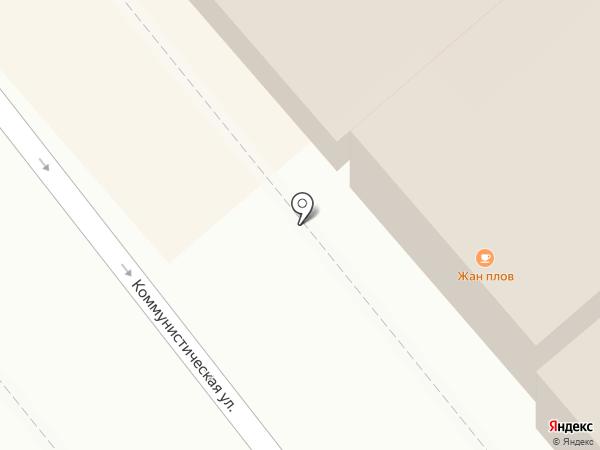 RAER на карте Новороссийска