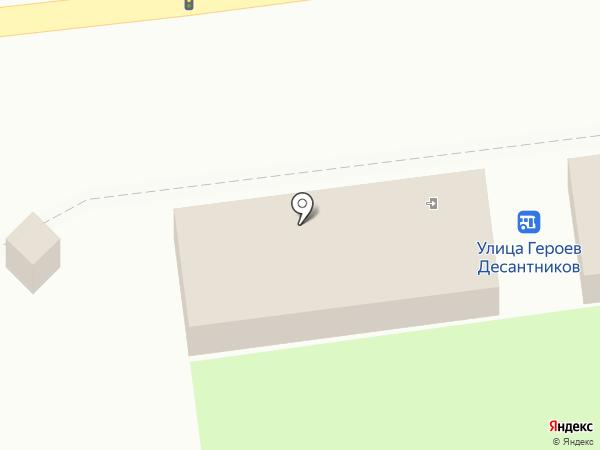 Спринт на карте Новороссийска