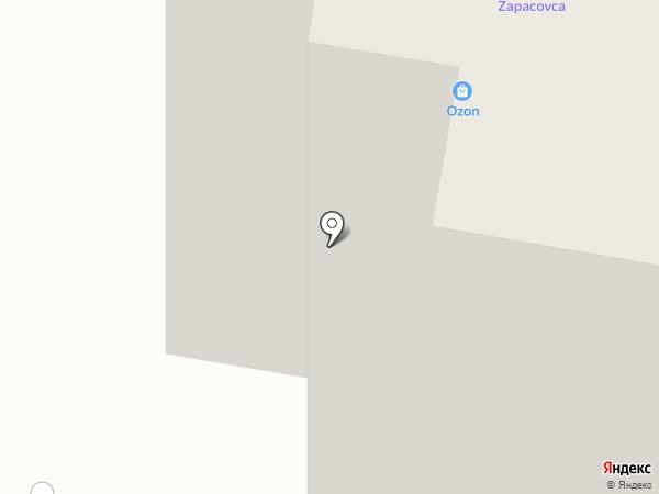 Бэби-клуб на карте Москвы