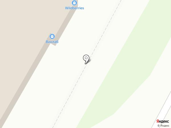 Производственно-монтажная компания на карте Домодедово