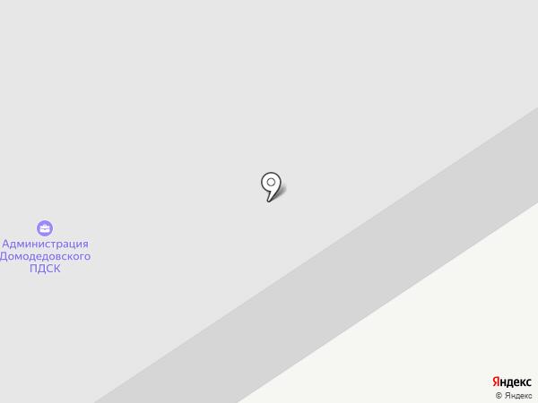 Sibwoodland на карте Домодедово