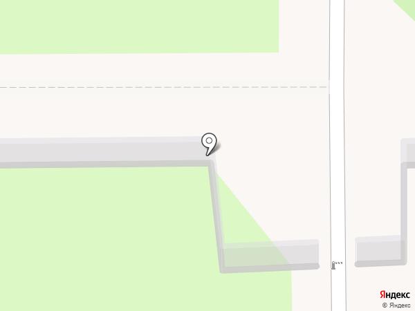 Киоск хлебобулочных изделий на карте Мытищ