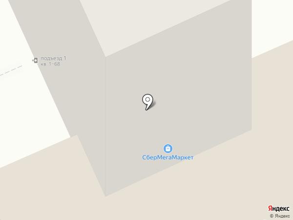 AGA-Автомаг на карте Москвы