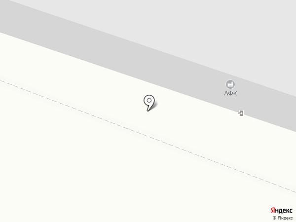 AFK на карте Домодедово