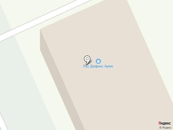 Калибр на карте Мытищ