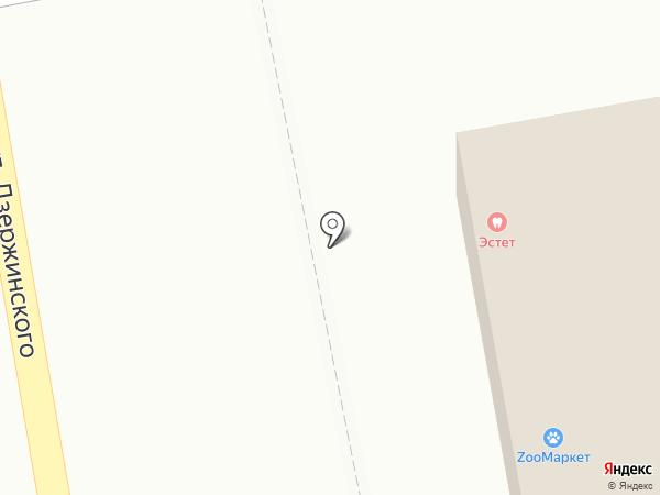 Аптечный центр на карте Новороссийска
