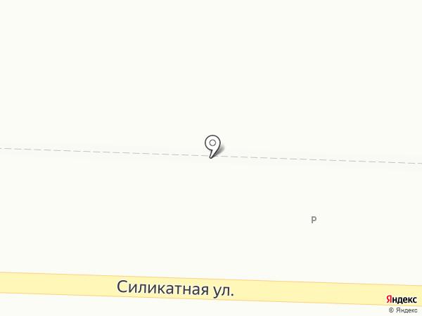 Киоск хлебобулочных и кондитерских изделий на карте Мытищ