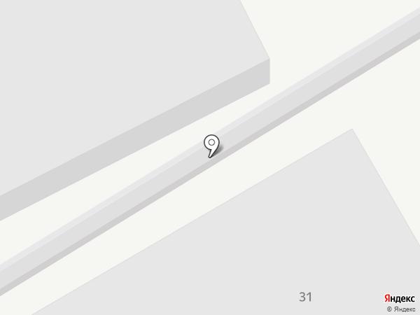 Автодеталь на карте Домодедово