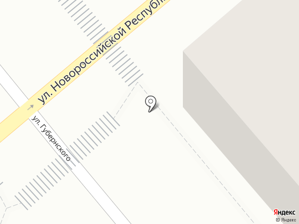 Times BEER на карте Новороссийска