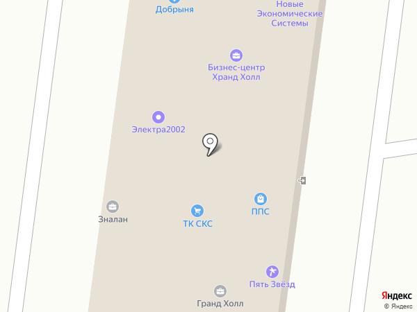 Велисант на карте Мытищ