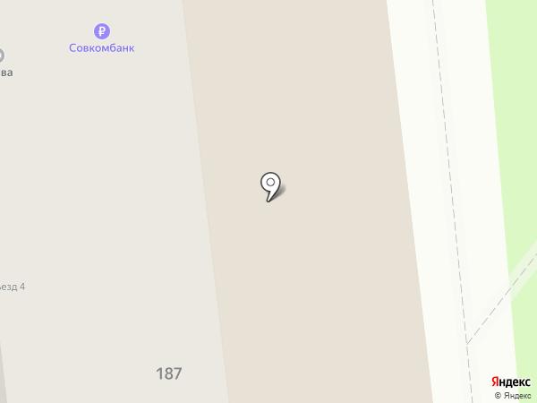 Банкомат, Промсвязьбанк, ПАО на карте Новороссийска