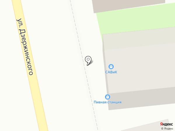 КРЕПЕЖНАЯ КОМПАНИЯ на карте Новороссийска