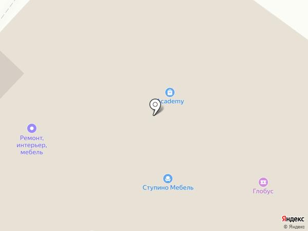МожноДешевле.рф на карте Москвы