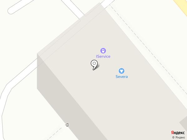 i-SHOP на карте Новороссийска