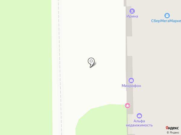 Парикмахерская на карте Новороссийска