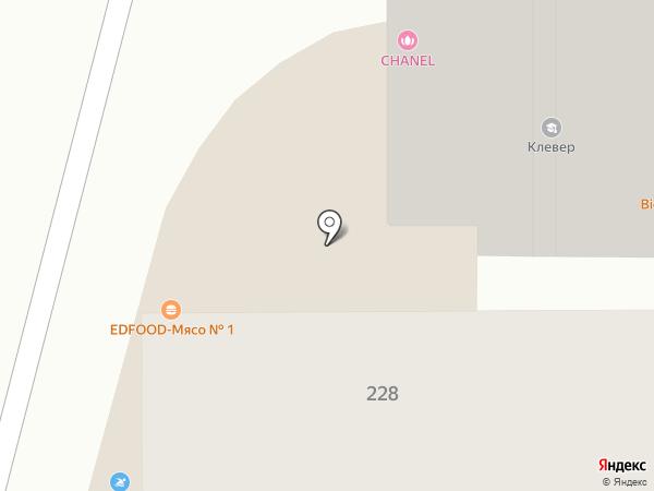 CLOVER на карте Новороссийска