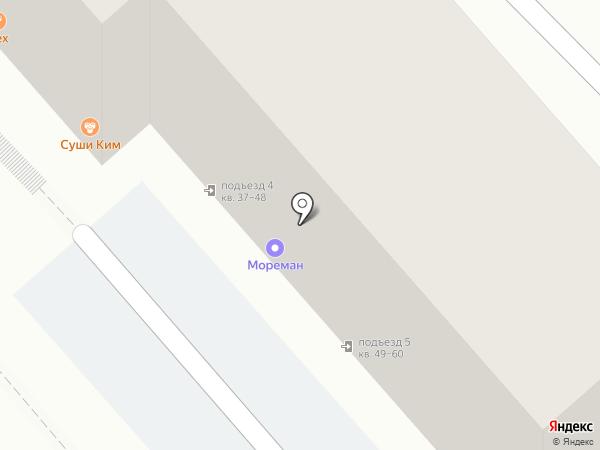 Marius на карте Новороссийска
