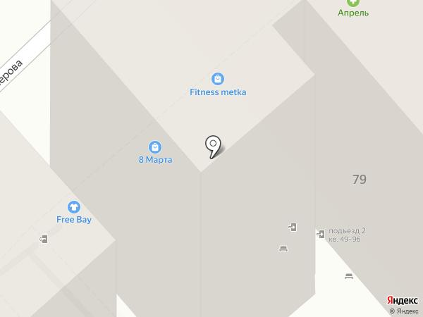 Do4a.com на карте Новороссийска