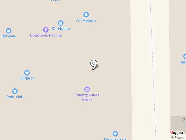 Joy на карте Новороссийска