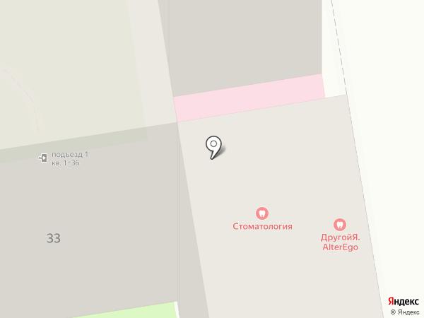 ДругойЯ на карте Новороссийска