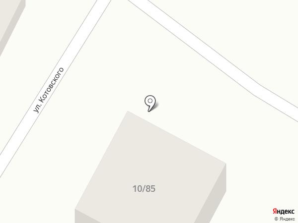 Завод окон на карте Новороссийска