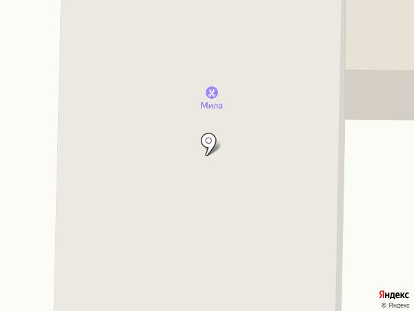 Домовёнок на карте Мытищ
