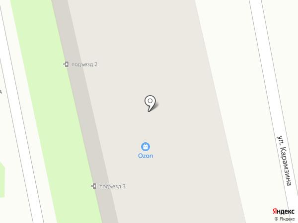 41+ на карте Новороссийска