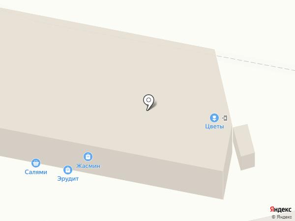 Колобок на карте Новороссийска