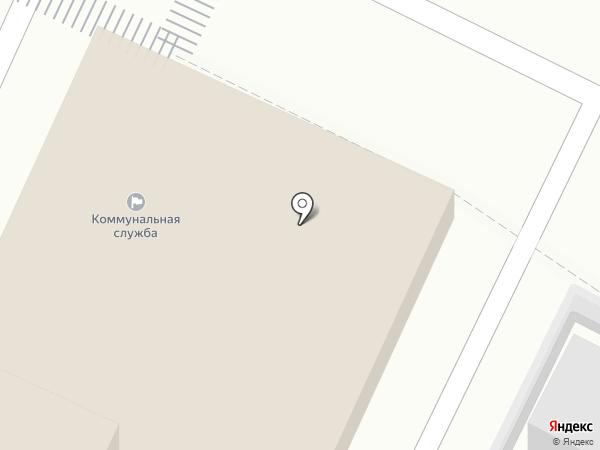 ПАСС, МБУ на карте Новороссийска