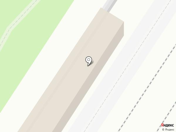 Строитель на карте Мытищ