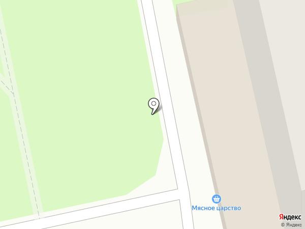 Золотая кружка на карте Новороссийска