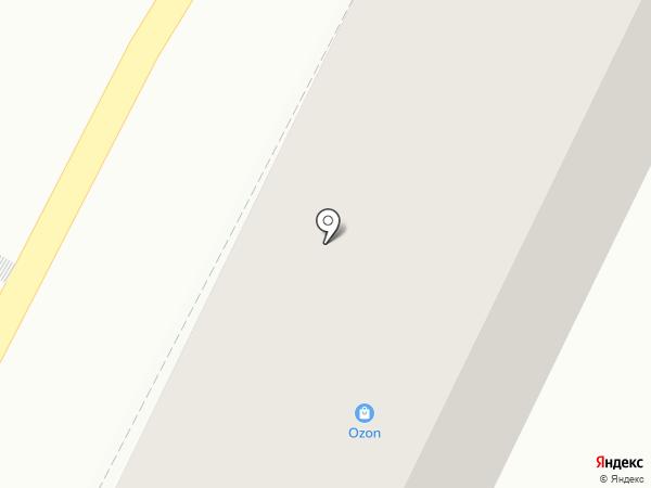 7-Я на карте Новороссийска