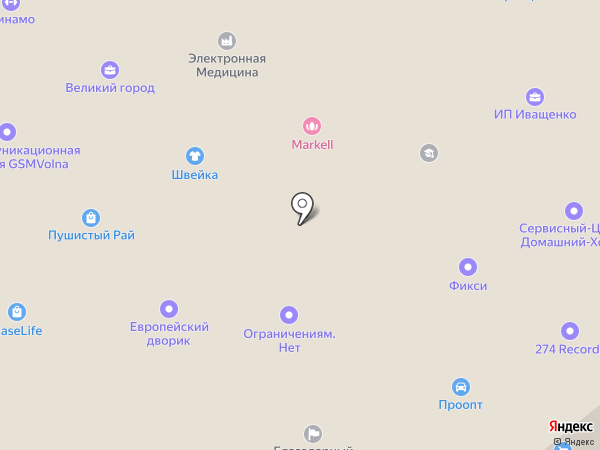 Энерготепломаш на карте Москвы