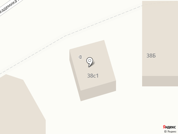 Киоск по продаже фастфудной продукции на карте Мытищ