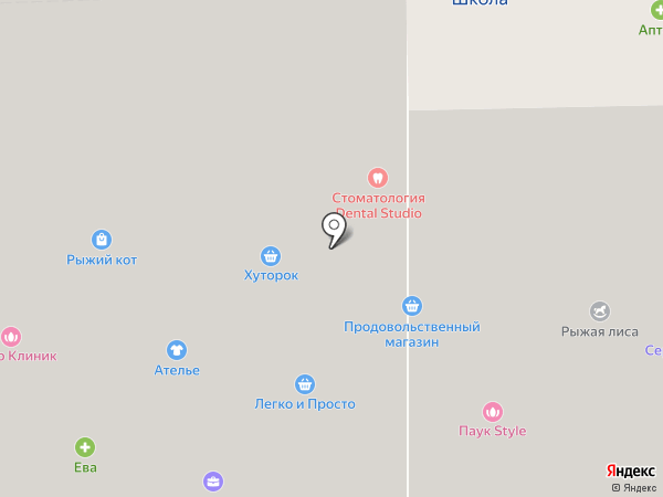 Цветочные феи на карте Новороссийска
