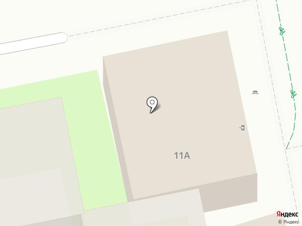 Саквояж на карте Новороссийска