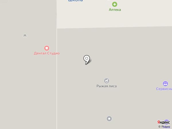 Нилюфер на карте Новороссийска