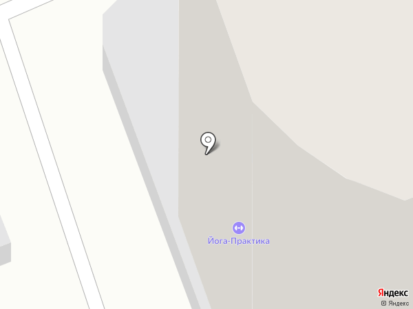 Капитал Гарант на карте Новороссийска