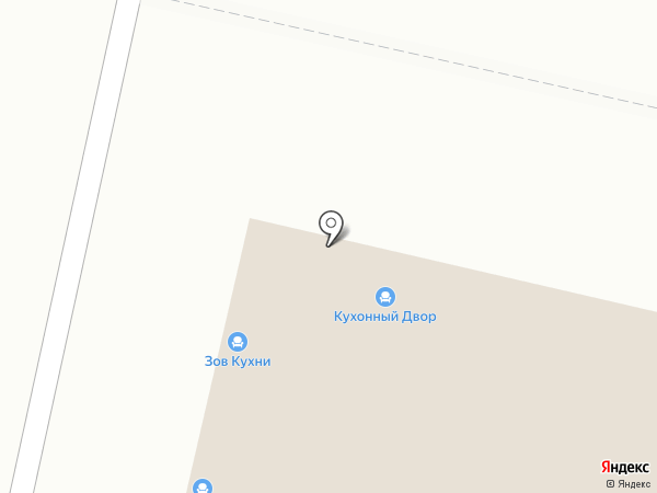 ЗОВ на карте Москвы