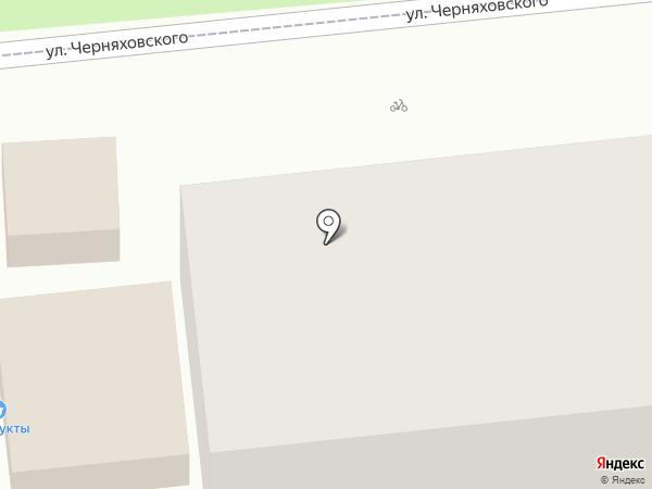 E-Scooter на карте Новороссийска