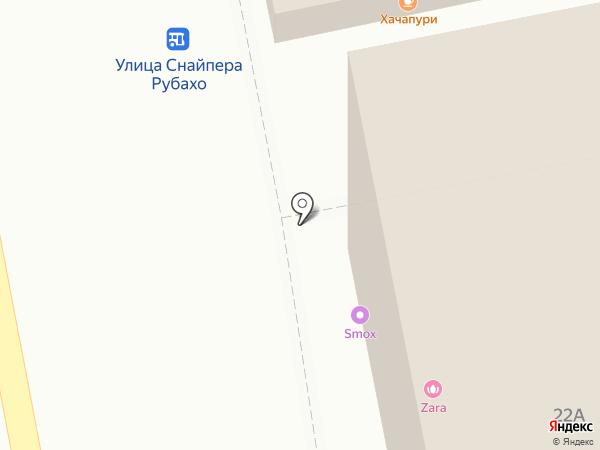 Новороссийский центр парикмахерского искусства и эстетики на карте Новороссийска