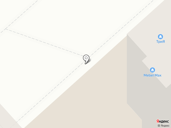 Магазин товаров для дома на карте Новороссийска