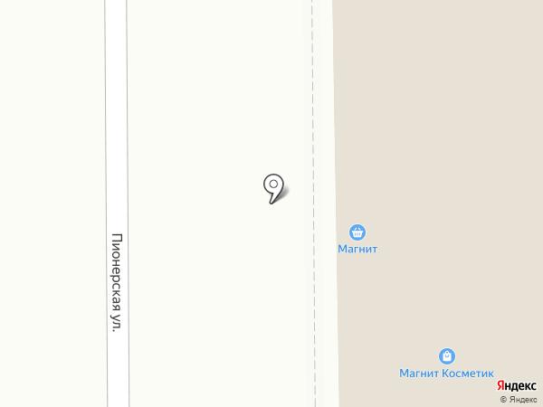 Банкомат, Банк Уралсиб, ПАО на карте Новороссийска