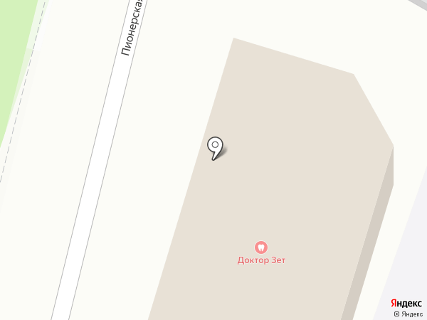 Клуб моряков на карте Новороссийска