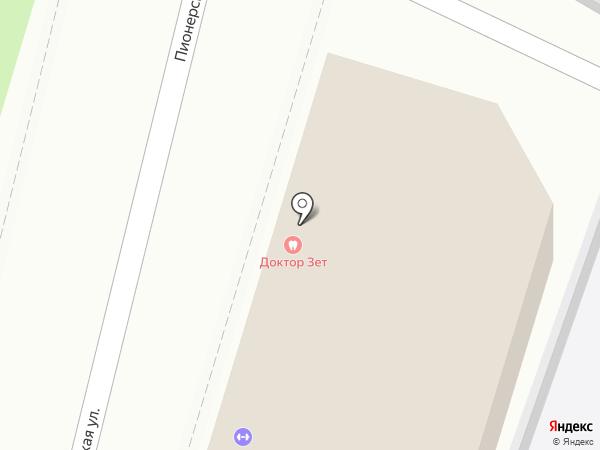 PRIDE на карте Новороссийска