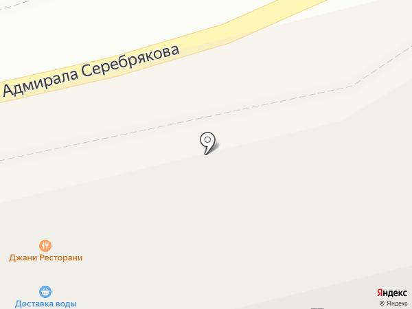 Novoros.bike на карте Новороссийска