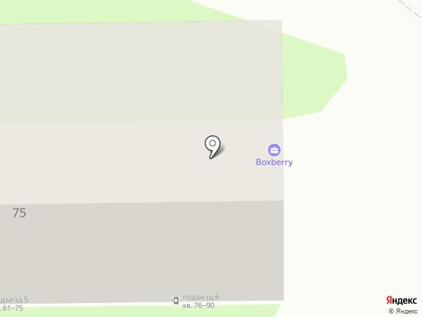 АЙЮР на карте Новороссийска