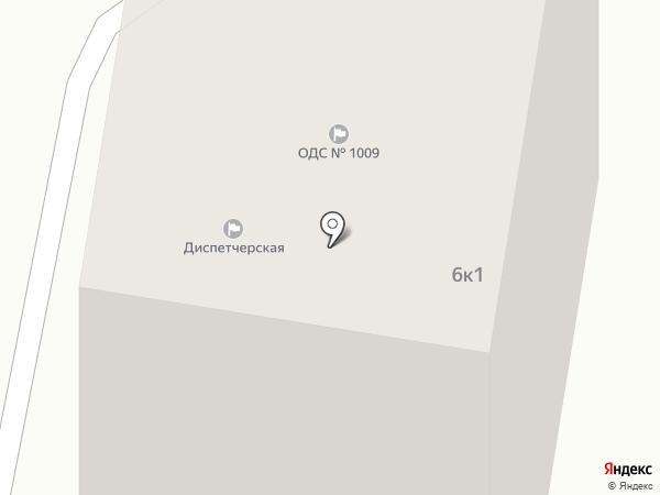 МетеоГид на карте Москвы