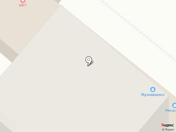 Стальная линия на карте Новороссийска