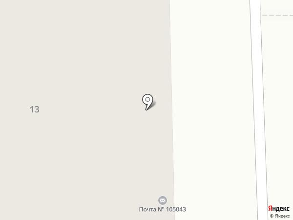 Банкомат, Почта Банк, ПАО на карте Москвы